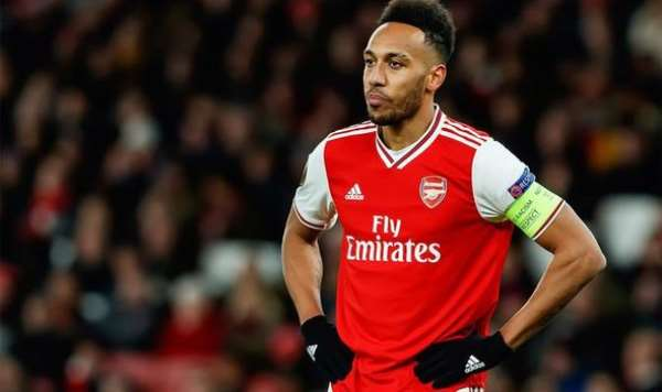 Pierre-Emerick Aubameyang Urged To Join 'More Ambitious Club'