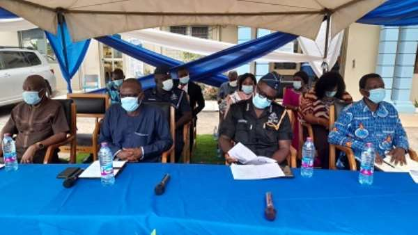 Cyber Security fight: Ghana Baptist University College sets up Forensic laboratories to train people