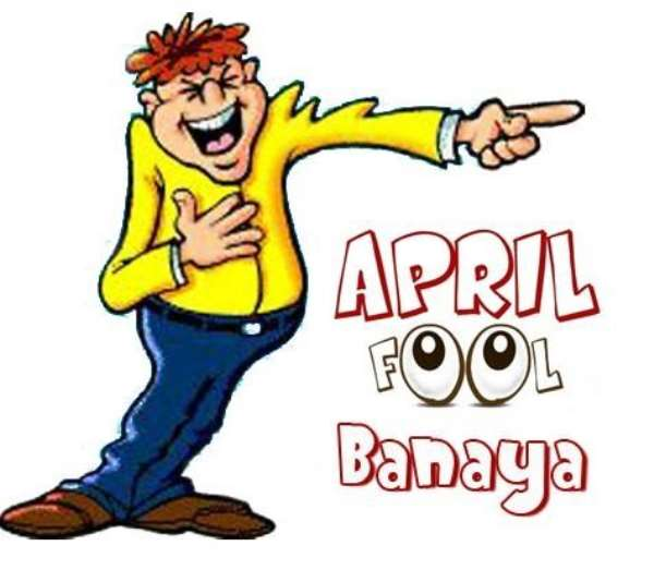 April Fool: Any Legal Implication?