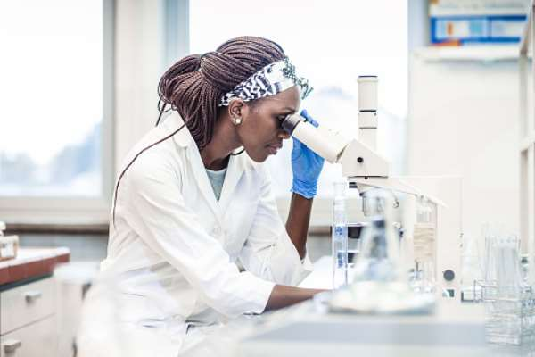 Women are more often than not discouraged from pursuing a career in science. - Source: Getty Images/Stock photo