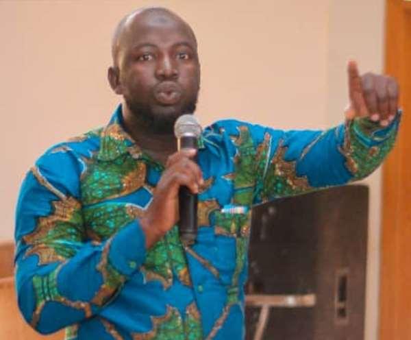 Tahiru Lukman (Youth Activist, Dev't Consult & Pan African Writer)