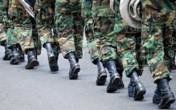 Soldier 'Brutalised' TV Africa Reporter In Accra