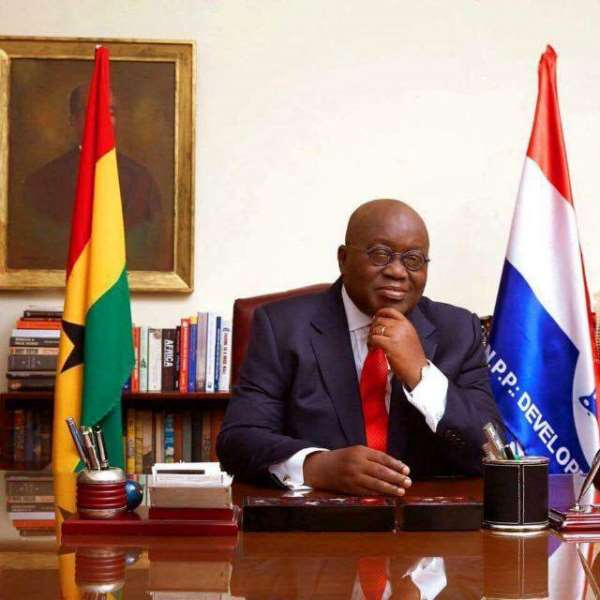 Twitter choice of Ghana for Africa operations excellent – Akufo-Addo