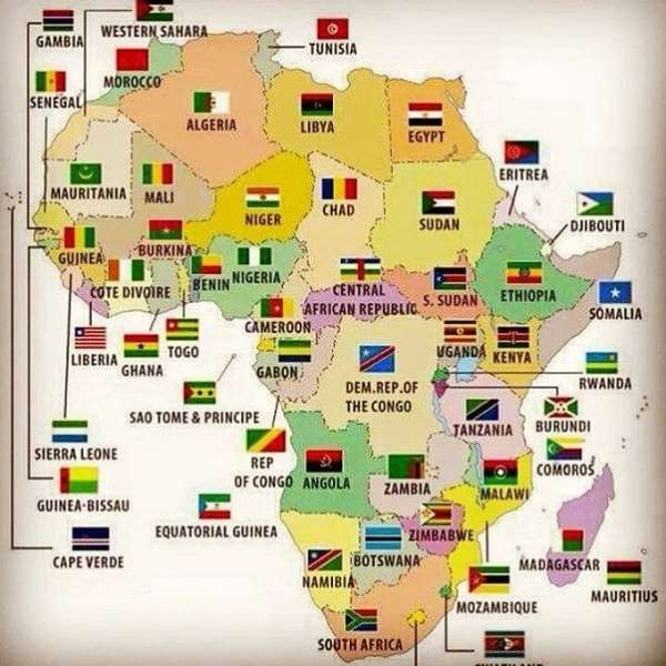 Explosion will boost Africa´s Rulership