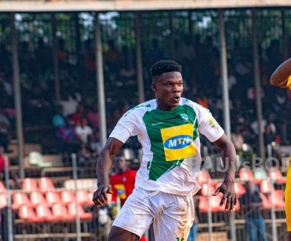 Medeama Leading Race To Sign Highly-Rated Bofoakwa Tano Striker Ali Hufaz