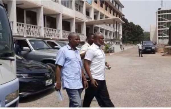 'Coup plot': Case adjourned as suspects raise concerns over military escort