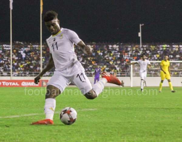Dong Bortey Urges Youngster Kudus Mohammed To Stay Focus