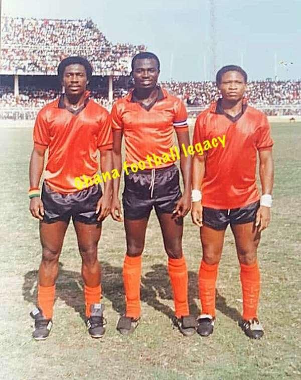Kyenkyenhene: I Paid My Dues To Kotoko, Ghana Football