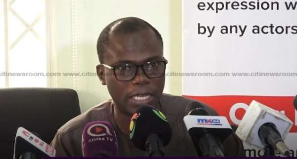MFWA slams EU, 'Claim that media favoured NPP in 2020 polls a 'bad conclusion'