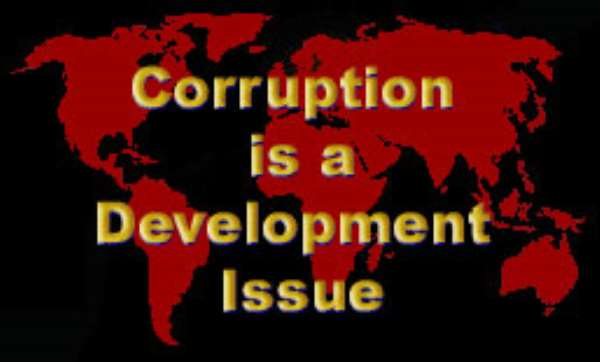 Ghana ready to ratify  conventions on corruption