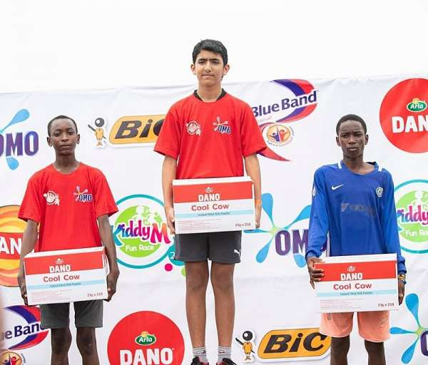 2019 Kiddy Mile Race Was Massive And Successful – Race Director