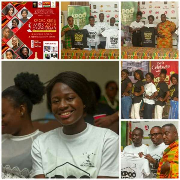 Okwahuman Beauty Pageant To Promote Rich Culture Of Kwahu