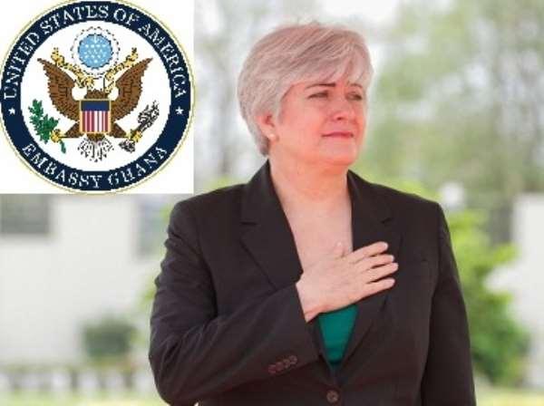 US Ambassador To Ghana Writes: America's Partnership In Ghana And Around The World Against COVID-19