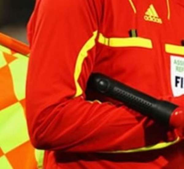 GFA In Search For A Referees Manager