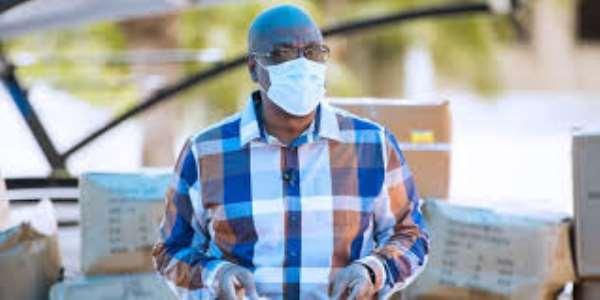 COVID-19 Fight: Mahama Outshines Akufo-Addo—Deputy NDC Secretary