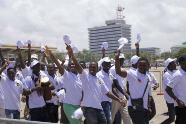 NDC Proforum extends solidarity to the labour movements in Ghana on May Day