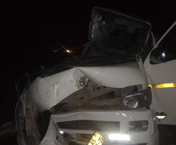 Tamale-Buipe highway crash: Death toll rise to13