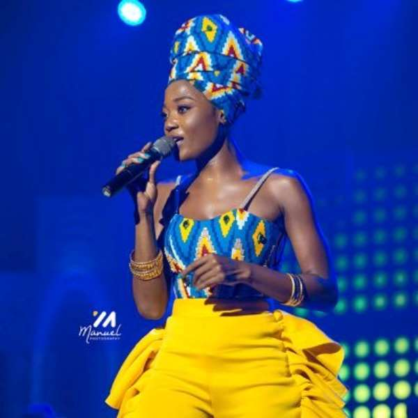 2018 Was A Very Busy Year For Me – Efya