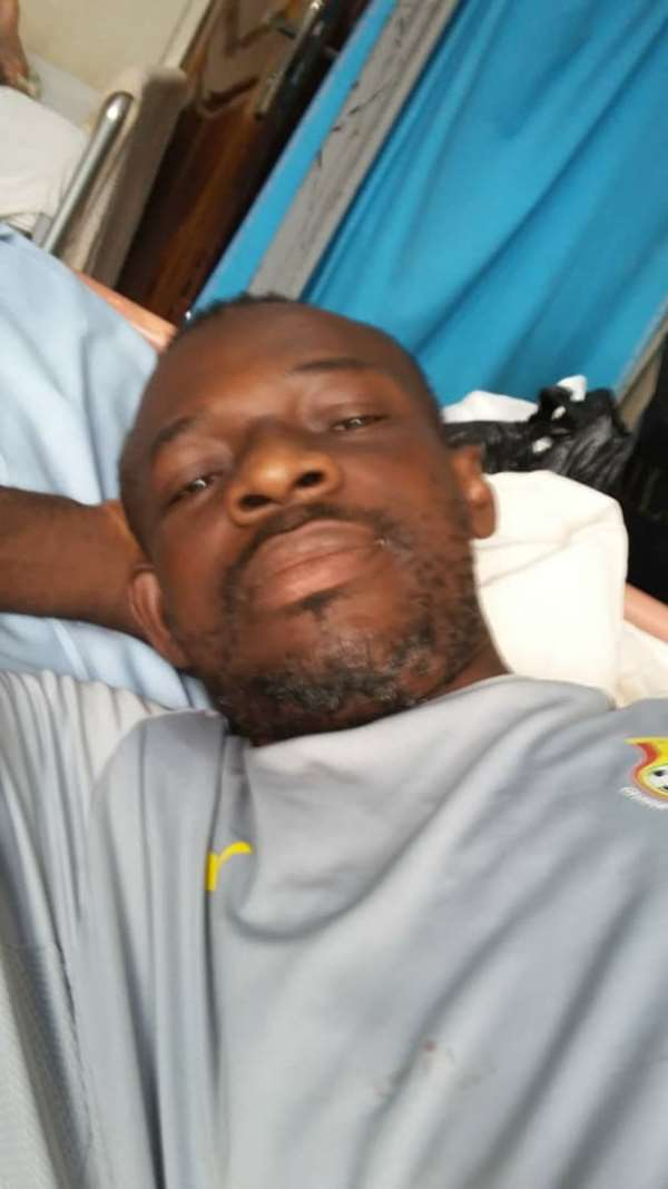 Ghanaian Coach Having Kidney Problem Appeals For Support [VIDEO]