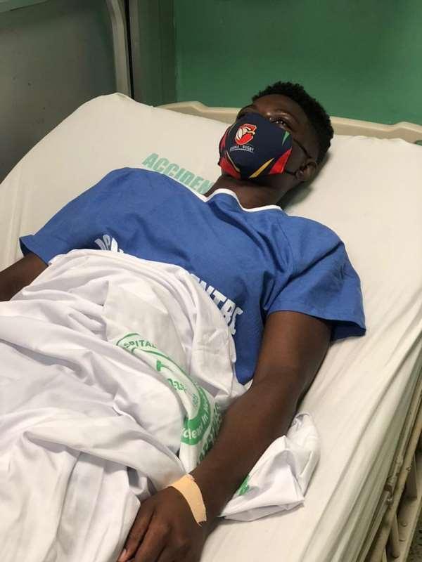 Ghana Rugby's Dorothy Owusu Ansah undergoes successful knee surgery