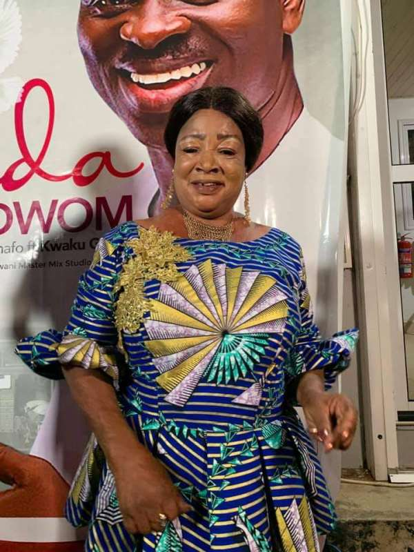The Critics Notebook 2; Maame Tiwa's escape from All Brand & Promotional Materials of Asomafo Band