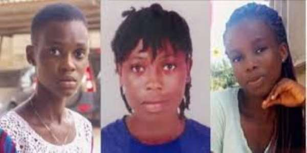 The first of three to go missing was Priscilla Blessing Bentum, a 21-year-old who was kidnapped on 18th August 2018. Ruth Love Quayson and Priscilla Mantebia Koranye went missing shortly after.