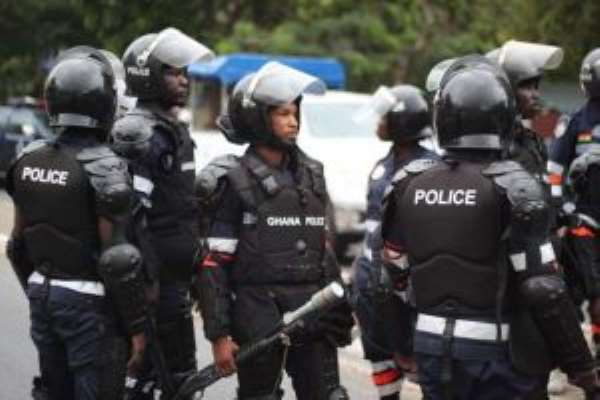 14,000 Police Officers Deployed For Easter Festivities