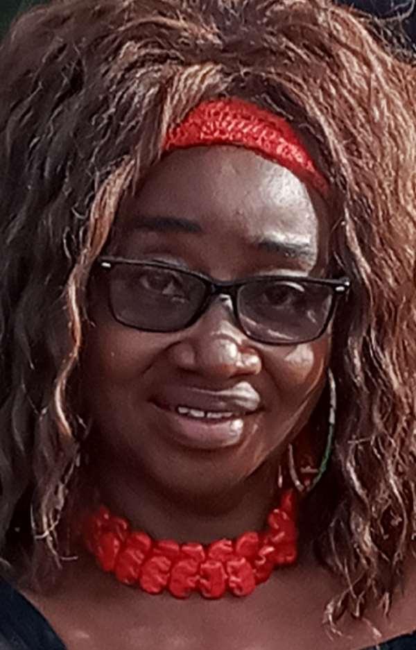 Nana Afua Frema Busia