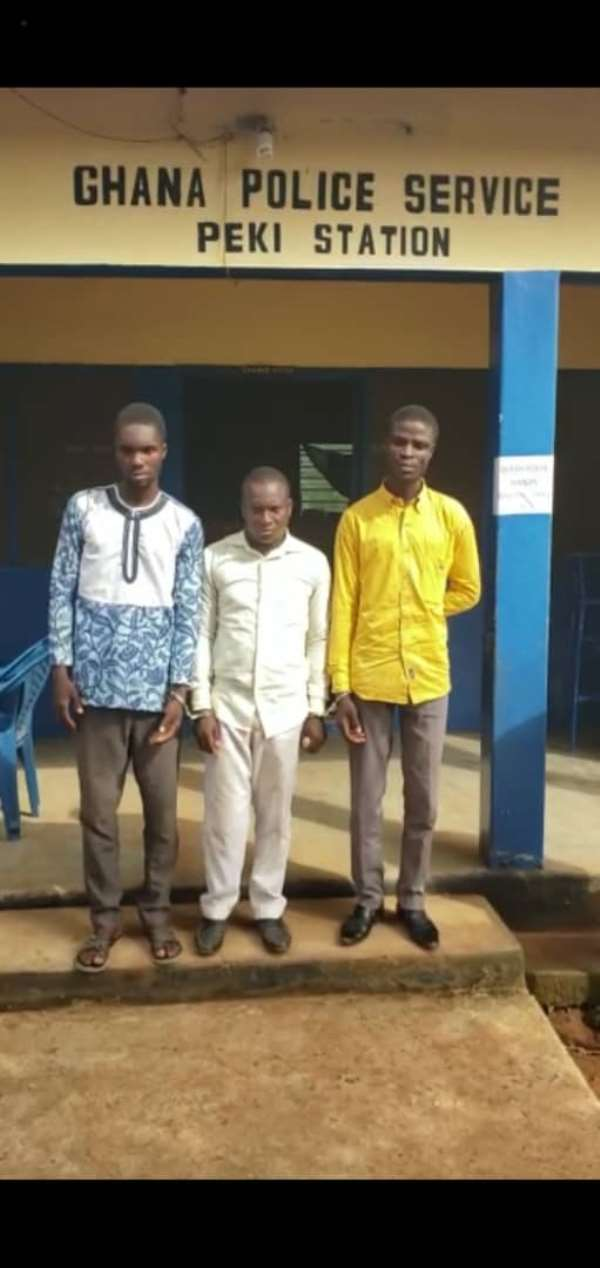 Pastor, 2 Others Jailed For Breaching Ban On Public Gathering