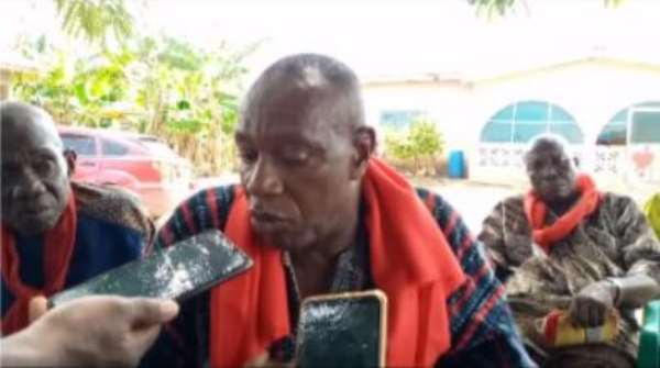 C/R: We'll go to court to force Supt. Kobil to return all dead bodies – Gomoa Fawomaye
