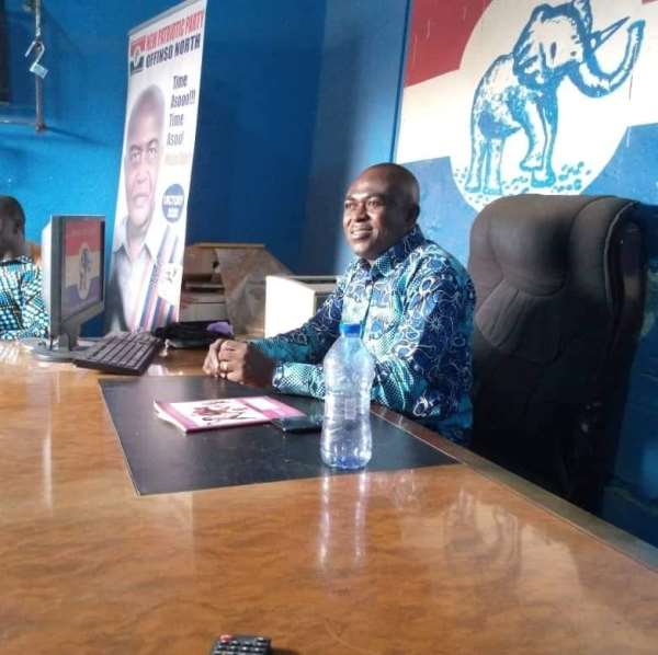 Be assured of our moral support as you intercede for Ghana—NPP secretary urges Muslims