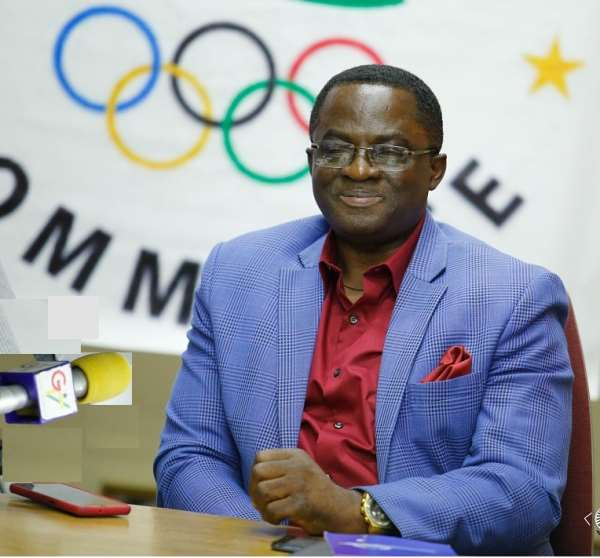 Take A Break Or Train Alone At Home – GOC President Advises National Athletes