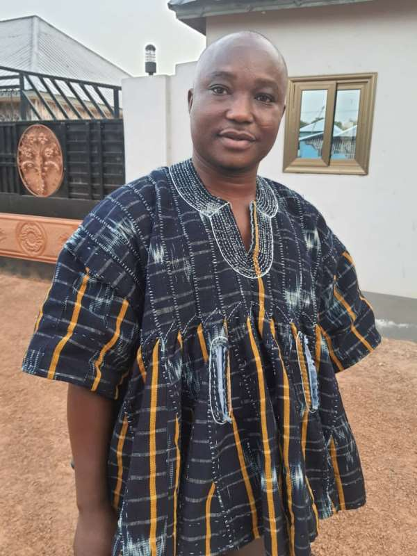 West Gonja: Former student leader eyes MCE appointment