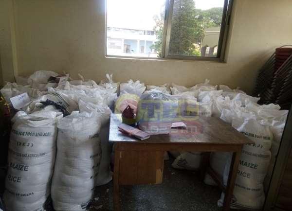 KMA Makes Donations Amid COVID-19 Lockdown