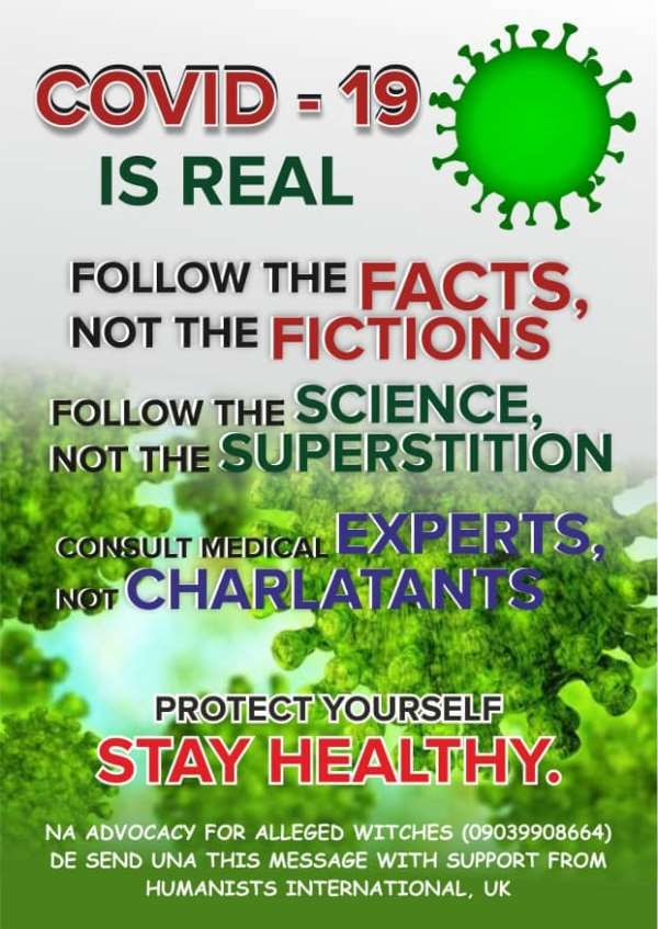 COVID-19 Is Real: Follow The Science Not The Superstition