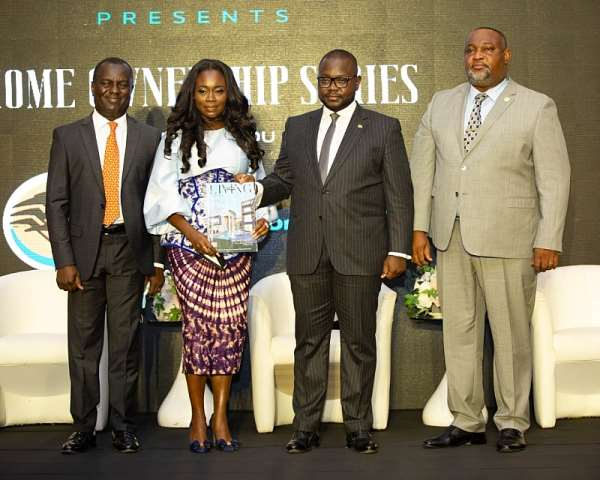Asenso-Boakye praises First National Bank for moves to increase home ownership