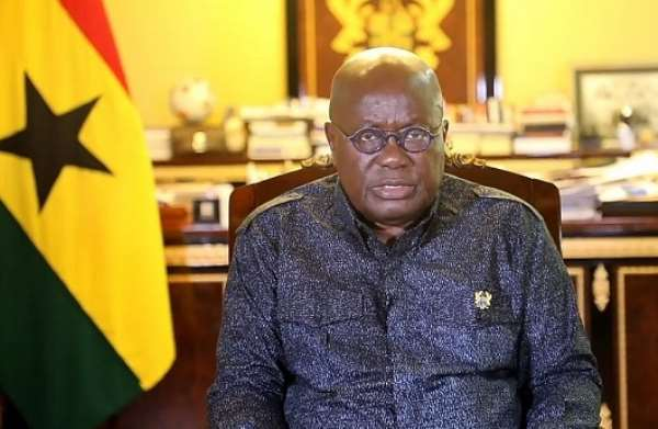 COVID-19: Akufo-Addo Relies On Science And Data To Lift Lockdown