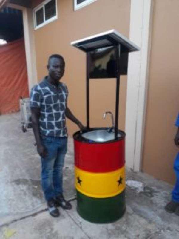 Inventor Richard Kwarteng Deserves Commendation For Solar Machine Invention