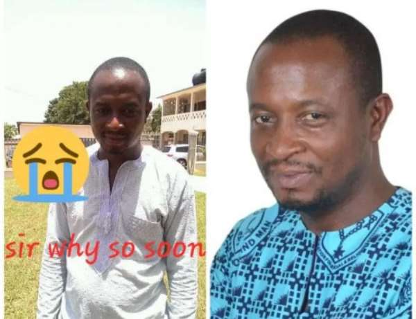 RME teacher commit suicide in Staff Common Room