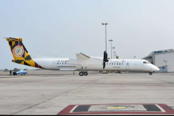 PassionAir take passengers to Côte d'Ivoire instead of Kumasi