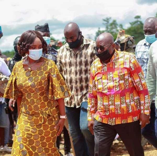 Group commends Prez Akufo-Addo for retaining Hon Abena Osei-Asare