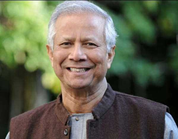 Why Professor Muhammad Yunus Is My Favourite Professor In The World