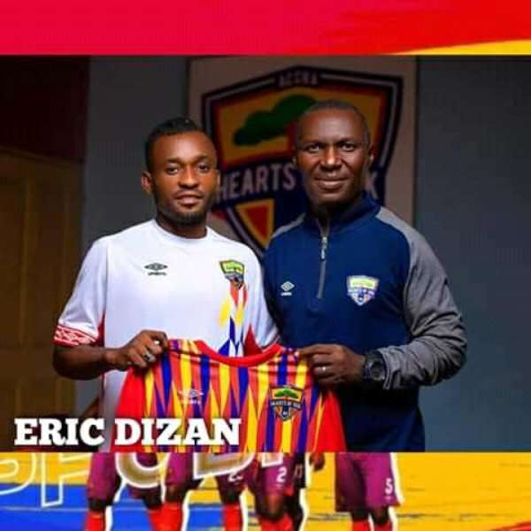 Accra Hearts Of Oak Sign Five New Players