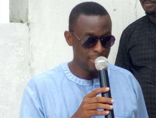 Dr Kobby Okyere Darko, Western Regional Minister