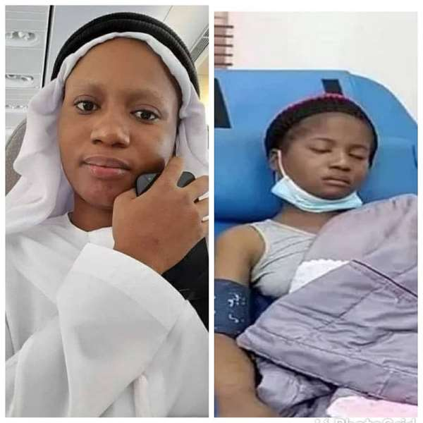 Nigerian Comedian Ada Jesus reported dead