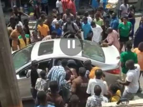Two women 'fight' over man who was shot dead by armed robbers in Takoradi