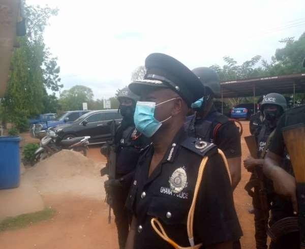 S/R: Fulani herdsmen responsible for robberies — Police Commander