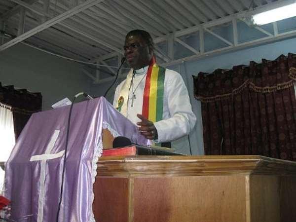 Dr. Asare-Kusi Elected Methodist Bishop
