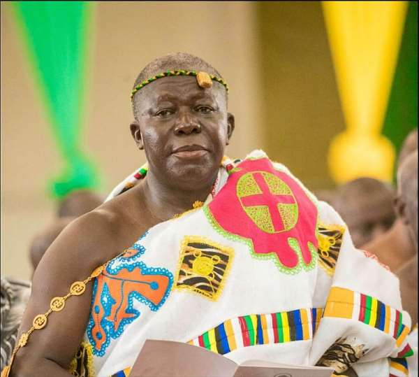Asantehene petitioned to remove Kumasi Mayor from office