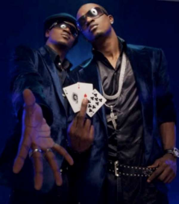 Marriage now? Count us out! – P Square